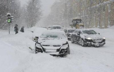 У Молдові через негоду оголосили жовтий рівень небезпеки