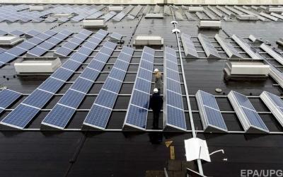 У Вінниці вирішили побудувати завод із виробництва сонячних батарей