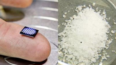 """IBM представила """"найменший комп'ютер у світі"""""""