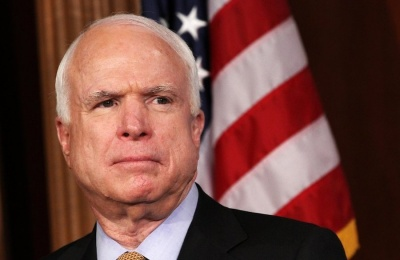 Маккейн назвав шахрайством вибори президента у Росії