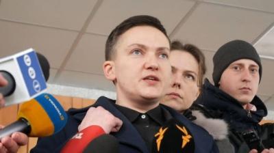 Савченко хоче звільнити Генпрокурора