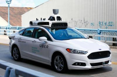 У США безпілотний автомобіль Uber вперше збив на смерть людину