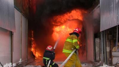 Винним у спричиненні пожежі на Калинці загрожує до восьми років ув'язнення