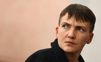Савченко звинуватила Адміністрацію президента у замовленні її вбивства