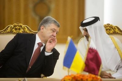 Порошенко: Катар готовий надати нам скраплений газ
