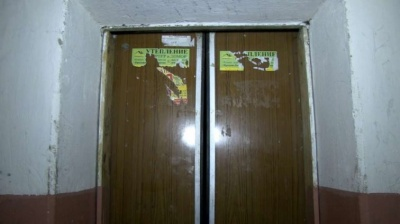 У Чернівцях за два роки з ліфтів викрали запчастин на 170 тис грн