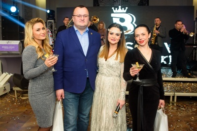 В Черновцах состоялось масштабное свадебное шоу Wedding Avenue-2018