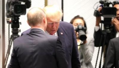 ЗМІ: Трамп хоче провести зустріч з Путіним