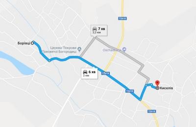 Служба автодоріг Буковини хоче відремонтувати ділянку Киселів - Борівці за 9,4 млн грн