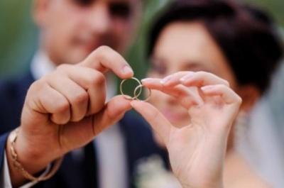 У січні на Буковині побільшало шлюбів