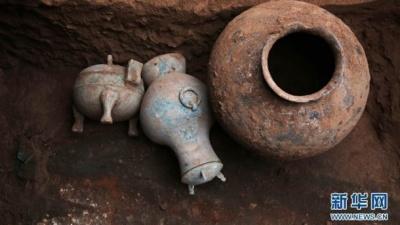 У Китаї археологи знайшли алкогольний напій, якому 2 тисячі років