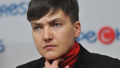 Рада зняла недоторканність з Савченко та дозволила її арештувати