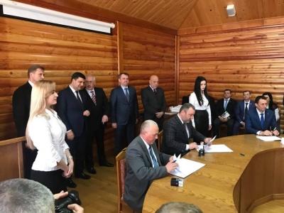 Голова Чернівецької ОДА бере участь у нараді під головуванням Гройсмана у Косові