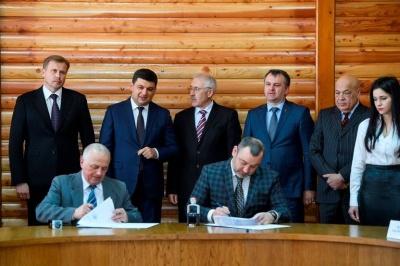 У Чернівецькій області двом ОТГ передано землі державної власності