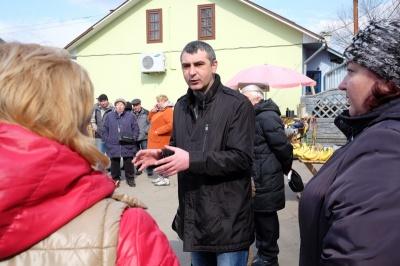 У Чернівцях директор Калинки заявив, що не знімає з себе відповідальності за пожежу на ринку