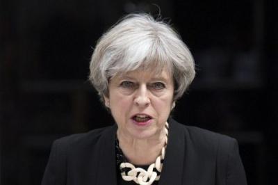 Прем'єр-міністр Британії назвала Росію стратегічним супротивником