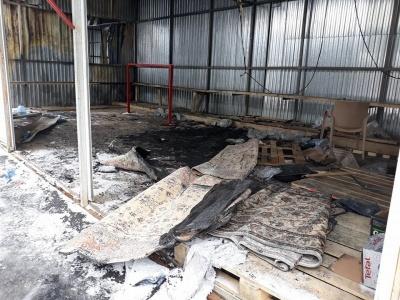 Пожежа на Калинці: у Чернівцях бізнесмен пропонує створити фонд підтримки постраждалих підприємців