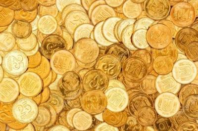 НБУ минулого року знищив монет на 1,2 млн гривень