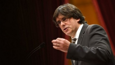 Екс-очільник уряду Каталонії Пучдемон уникнув арешту у Фінляндії