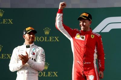 Формула-1: Феттель виграв Гран-прі Австралії
