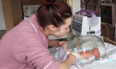 У Чернівцях в реанімації померла новонароджена дитина: батьки звинувачують у бездіяльності лікарів (ВІДЕО)