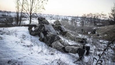 З початку доби бойовики здійснили 19 обстрілів. Загинув український військовий