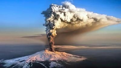 Найактивніший вулкан Європи зміщується до Середземного моря: несподівана заява вчених