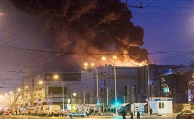 У Кемерово кількість загиблих внаслідок пожежі у торговому центрі зросла до 37 осіб