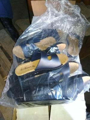 На Буковині митники вилучили взуття на понад 2 млн грн, яке незаконно переміщували до Білорусі