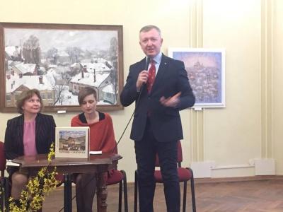 У Чернівцях презентували художній альбом «Чернівці/Czernowitz»