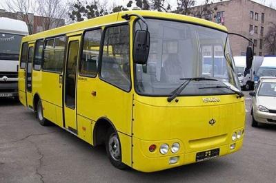 У Миколаєві страйкують водії маршруток