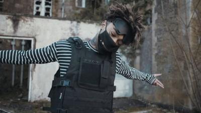 В Києві вперше виступить репер Scarlxrd