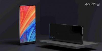 Компанія Xiaomi презентувала смартфон Mi MIX 2S