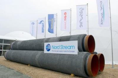 Німеччина видала всі дозволи на будівництво газогону Nord Stream 2