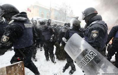 Чернівецька облрада засудила дії правоохоронців під парламентом 3 березня