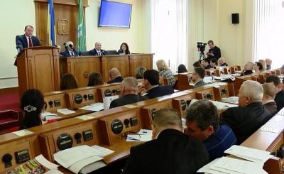 Депутати намагались розпустити Чернівецьку облраду: «за» проголосувало 11 обранців