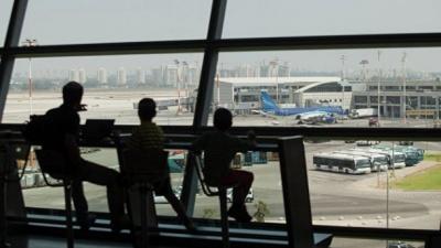 В Ізраїлі в аеропорту зіткнулися два літаки: є відео