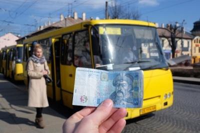 У Чернівцях перевізники хочуть підвищення тарифів на проїзд з 1 квітня