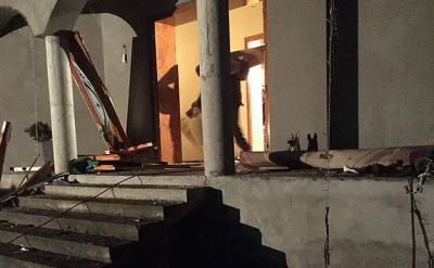 У Чернівецькій області стався вибух у житловому будинку: попередньо - через газовий балон