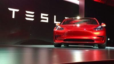 За місяць капіталізація компанії Tesla знизилася майже на 15 мільярдів доларів
