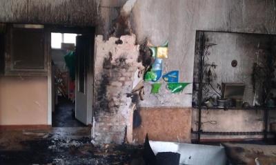 На Донеччині горів дитячий садок: евакуювали 90 дітей, є постраждалі серед дорослих