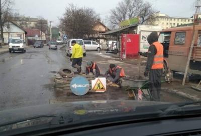 Водії будуть мітингувати через стан доріг у Чернівцях
