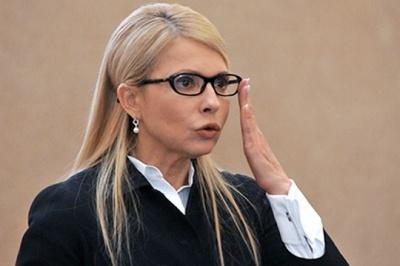 Тимошенко каже, що не знає хто замовив і заплатив за її лобістів у США