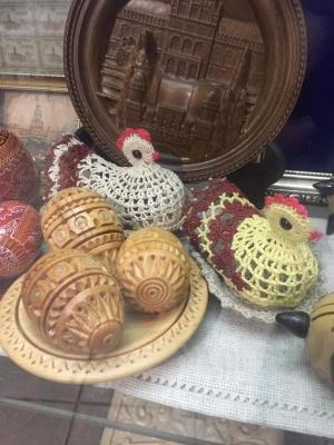 У Чернівцях великодні кошики продаються від 250 до 900 гривень