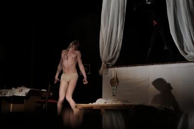 У Чернівцях безкоштовно можна подивитися перфоманс за Кафкою