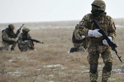 В зоні АТО загинув один військовий, троє поранено