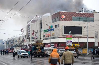 У Росії заарештували власницю торгового центру «Зимова вишня», де сталася пожежа