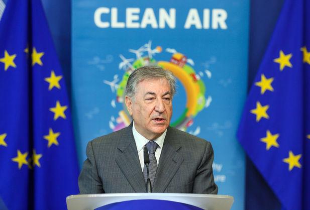 Низці країн ЄС загрожують штрафи зазабруднення повітря