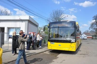 Нові тролейбуси у Садгору будуть їздити до 21.00