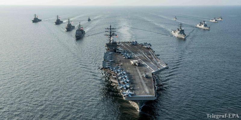 США можуть лишити авіаносець уСередземному морі для стримування РФ— ЗМІ